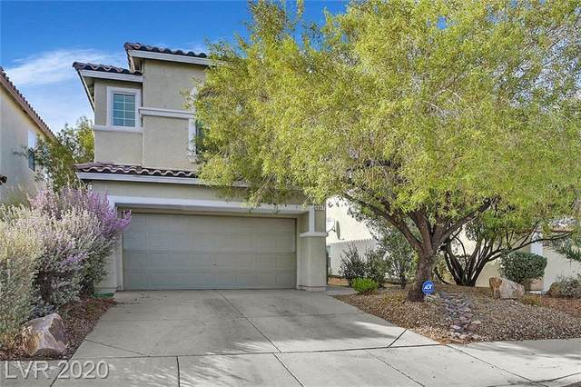 6647 Pheasant Moon Street, Las Vegas, NV 89148 (MLS #2242143) :: The Shear Team