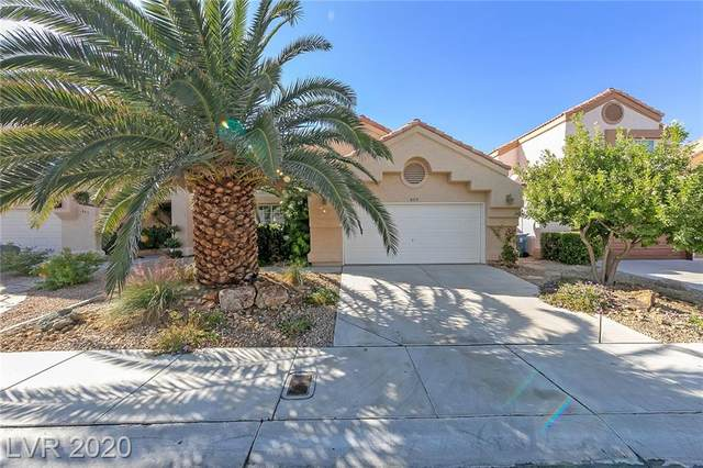 409 Clifton Heights Drive, Las Vegas, NV 89145 (MLS #2242151) :: Hebert Group | Realty One Group