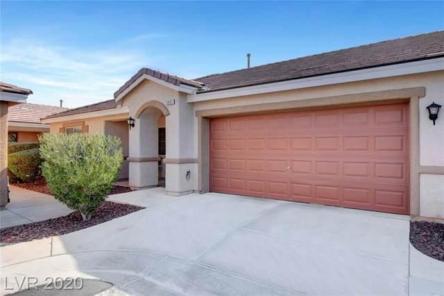 5437 Cholla Cactus Avenue, Las Vegas, NV 89141 (MLS #2242157) :: Team Michele Dugan