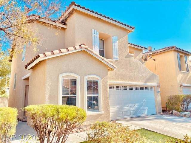 840 Blushing Rose Place, Henderson, NV 89052 (MLS #2242159) :: ERA Brokers Consolidated / Sherman Group