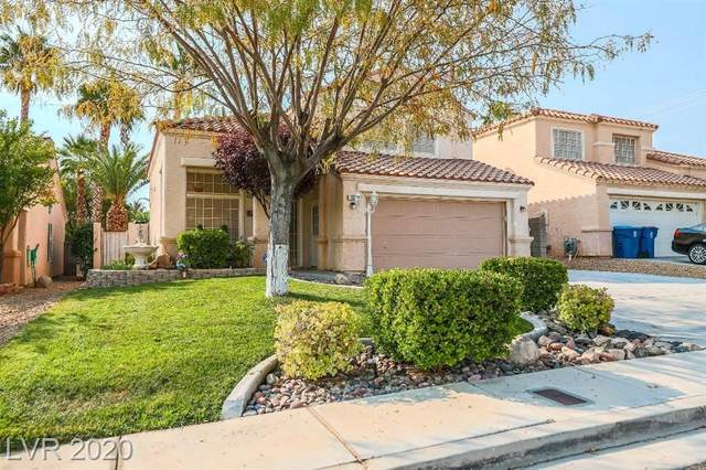 107 Sunburst Creek Avenue, Las Vegas, NV 89123 (MLS #2242165) :: Helen Riley Group | Simply Vegas