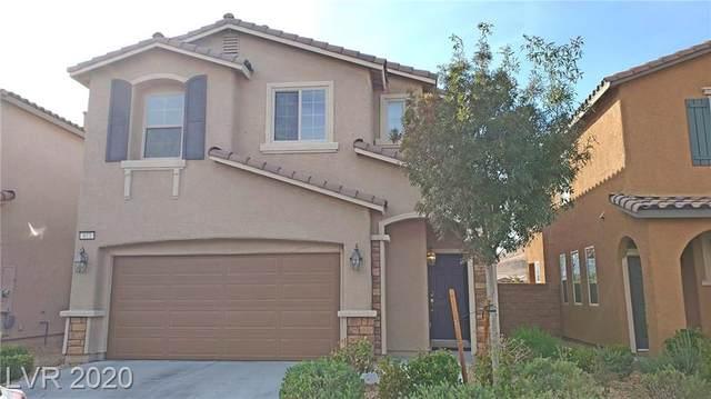 873 Earth Luster Road, Las Vegas, NV 89178 (MLS #2242174) :: Hebert Group | Realty One Group