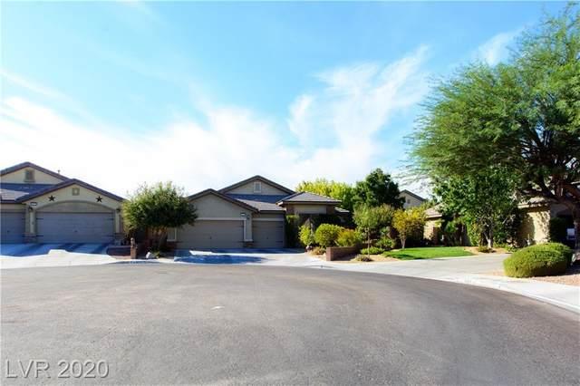 6276 Bunker Commons Court, Las Vegas, NV 89108 (MLS #2242179) :: Kypreos Team