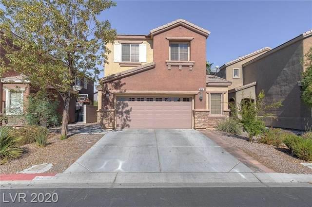 874 Pittston Avenue, Las Vegas, NV 89123 (MLS #2242187) :: Vestuto Realty Group