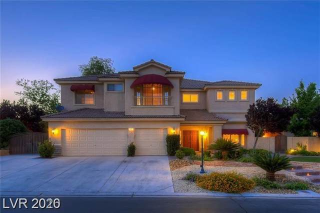 7320 Falvo Avenue, Las Vegas, NV 89131 (MLS #2242188) :: The Mark Wiley Group | Keller Williams Realty SW