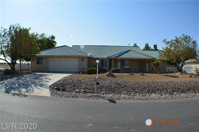 511 Painted Trails Road, Pahrump, NV 89060 (MLS #2242197) :: Kypreos Team