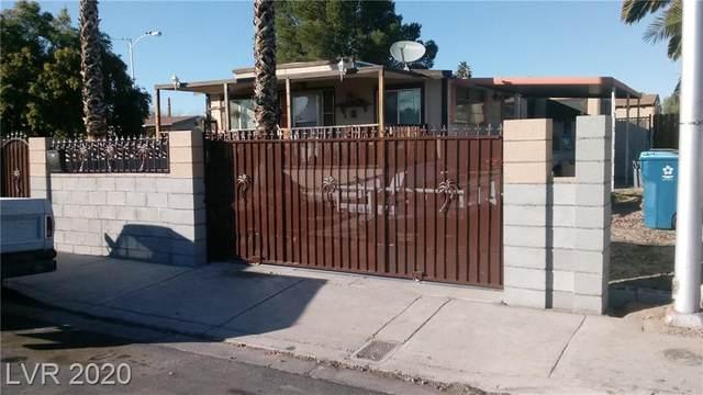 4856 Fiesta Way, Las Vegas, NV 89121 (MLS #2242198) :: Kypreos Team