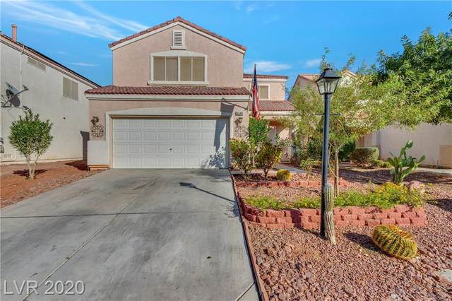 6648 Petrified Forest Street, North Las Vegas, NV 89084 (MLS #2242220) :: The Mark Wiley Group | Keller Williams Realty SW