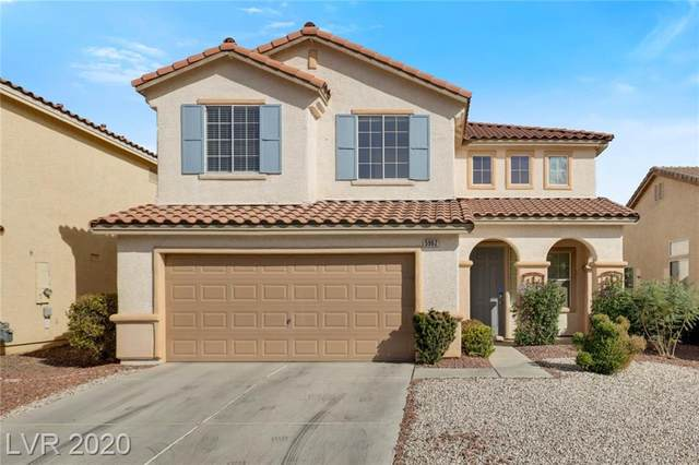 5962 Early Grace Street, Las Vegas, NV 89148 (MLS #2242221) :: The Lindstrom Group