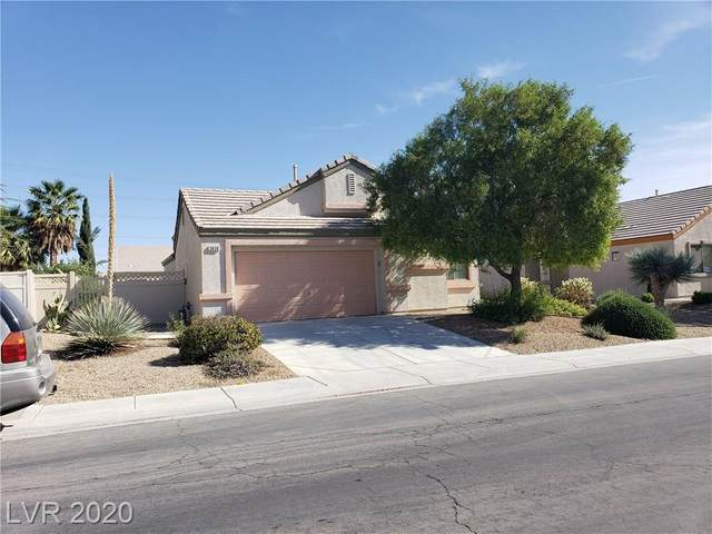 5630 Midnight Breeze Street, North Las Vegas, NV 89081 (MLS #2242225) :: The Mark Wiley Group | Keller Williams Realty SW