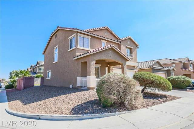 6036 Gum Springs Street, North Las Vegas, NV 89081 (MLS #2242229) :: The Mark Wiley Group | Keller Williams Realty SW