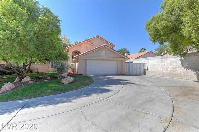 5617 Redquail Circle, North Las Vegas, NV 89031 (MLS #2242232) :: The Mark Wiley Group | Keller Williams Realty SW