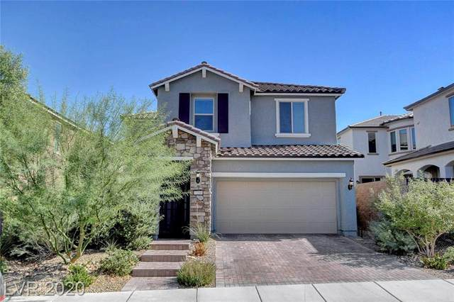 7210 Cotton Bluff Street, Las Vegas, NV 89148 (MLS #2242240) :: The Lindstrom Group