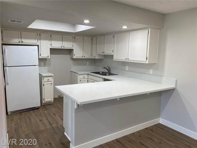 3450 Erva Street #246, Las Vegas, NV 89117 (MLS #2242243) :: Hebert Group | Realty One Group