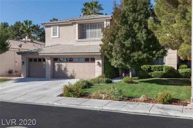 149 Broken Tee Drive, Henderson, NV 89074 (MLS #2242253) :: Signature Real Estate Group