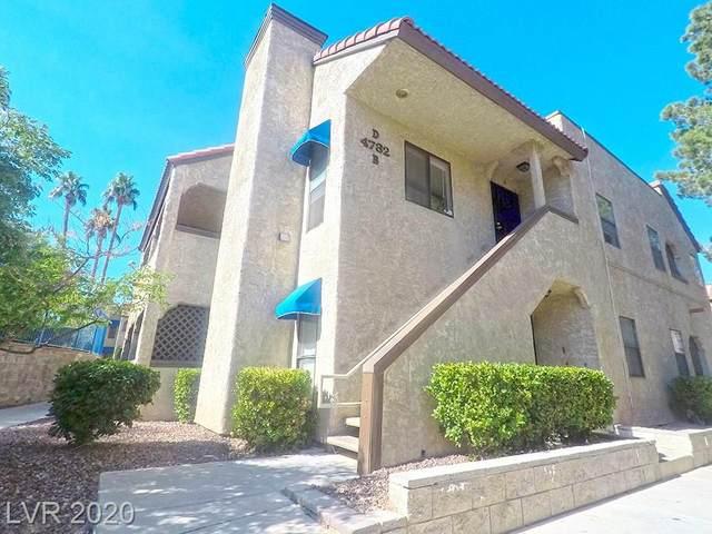 4732 Obannon Drive B, Las Vegas, NV 89102 (MLS #2242255) :: The Mark Wiley Group | Keller Williams Realty SW