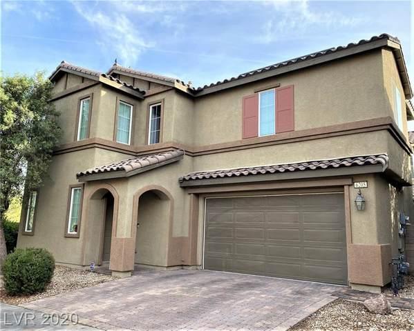 6205 Bradford Island Court, Las Vegas, NV 89130 (MLS #2242261) :: Billy OKeefe | Berkshire Hathaway HomeServices