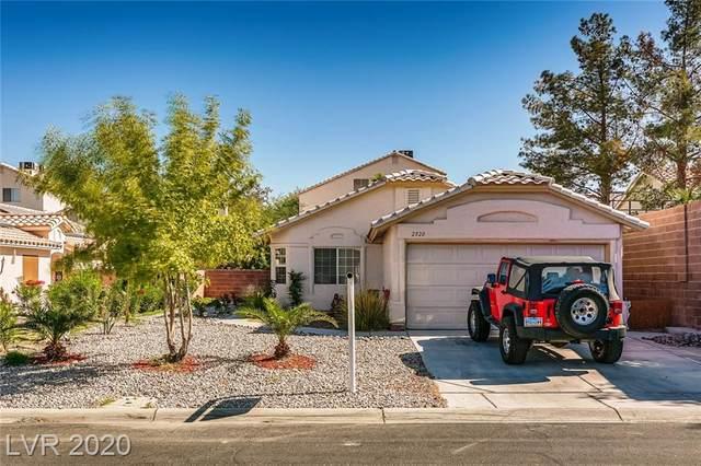 2920 Galena Peak Lane, Las Vegas, NV 89156 (MLS #2242266) :: Hebert Group | Realty One Group