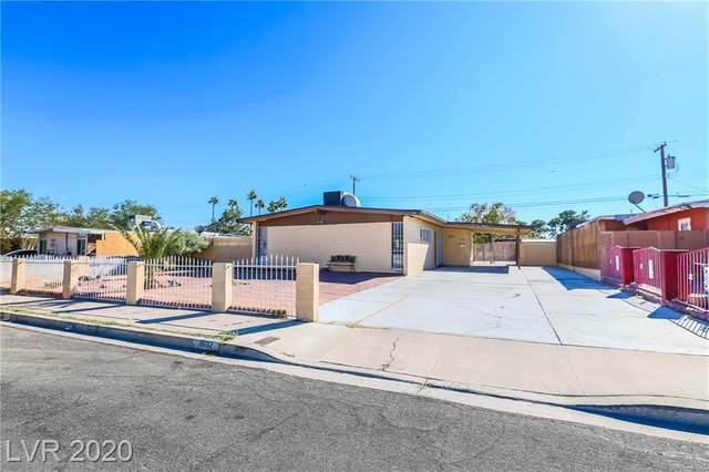 1602 E Phillips Avenue, Las Vegas, NV 89104 (MLS #2242271) :: ERA Brokers Consolidated / Sherman Group