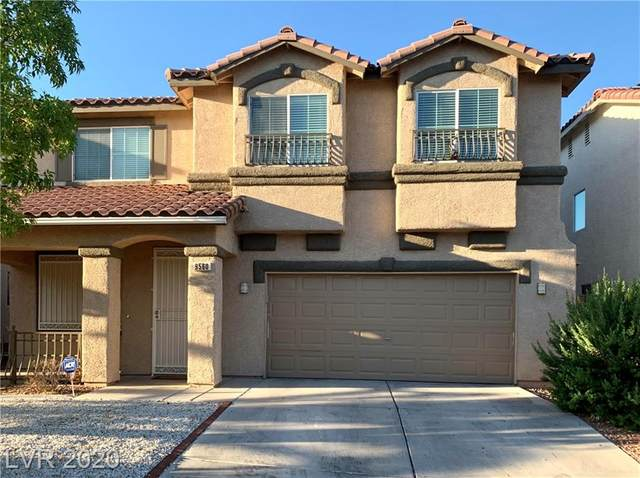 9560 Havelock Court, Las Vegas, NV 89148 (MLS #2242272) :: The Lindstrom Group