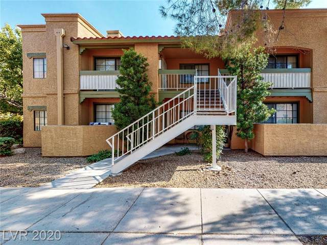 5150 Jones Boulevard #105, Las Vegas, NV 89118 (MLS #2242274) :: The Lindstrom Group