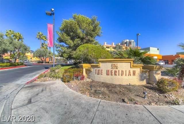 230 Flamingo Road #123, Las Vegas, NV 89169 (MLS #2242286) :: Signature Real Estate Group