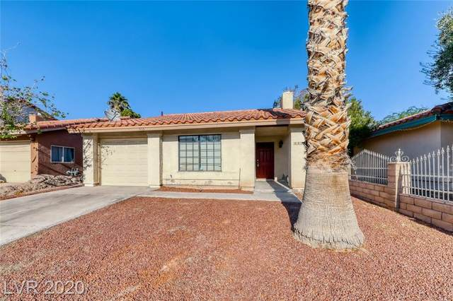 535 Bayberry Drive, Las Vegas, NV 89110 (MLS #2242294) :: Hebert Group | Realty One Group