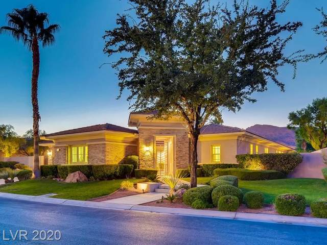 3007 Soft Horizon Way, Las Vegas, NV 89135 (MLS #2242300) :: Kypreos Team