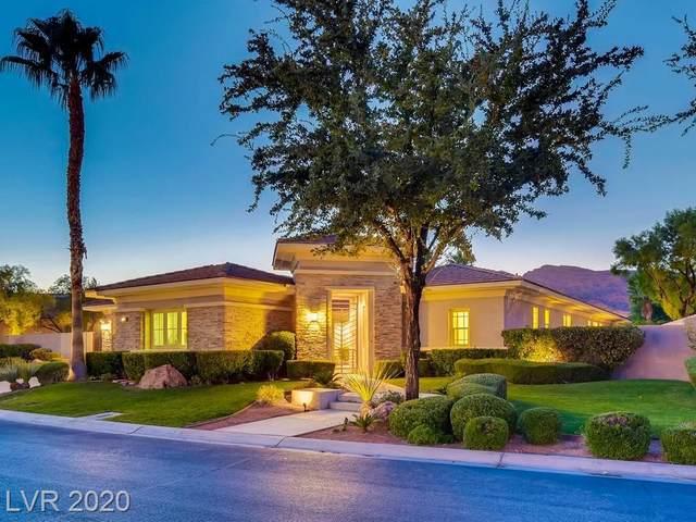 3007 Soft Horizon Way, Las Vegas, NV 89135 (MLS #2242300) :: Vestuto Realty Group