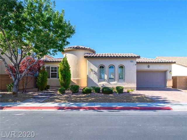 6613 Gressorial Lane, North Las Vegas, NV 89084 (MLS #2242303) :: The Lindstrom Group