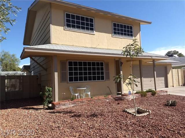 109 Thunder Street, Las Vegas, NV 89145 (MLS #2242315) :: The Lindstrom Group