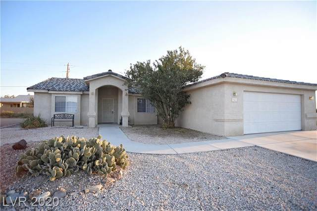 941 E Mount Charleston Drive, Pahrump, NV 89048 (MLS #2242318) :: The Shear Team