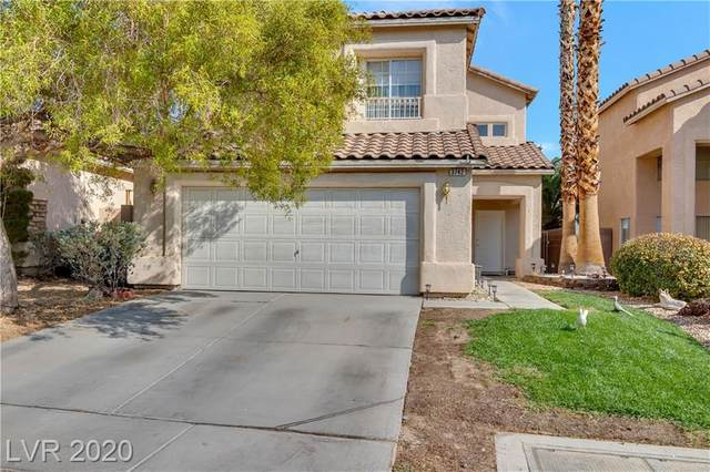 3742 Crest Horn Drive, Las Vegas, NV 89147 (MLS #2242319) :: The Lindstrom Group