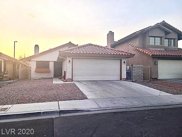 4853 Farlington Drive, Las Vegas, NV 89147 (MLS #2242330) :: The Lindstrom Group