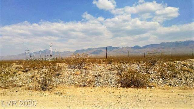 6491 N Pathway Drive, Pahrump, NV 89060 (MLS #2242334) :: The Perna Group