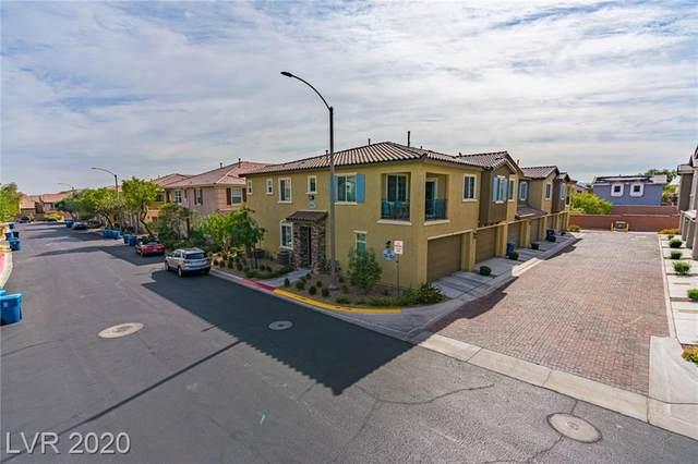 8457 Insignia Avenue #106, Las Vegas, NV 89178 (MLS #2242343) :: The Mark Wiley Group   Keller Williams Realty SW
