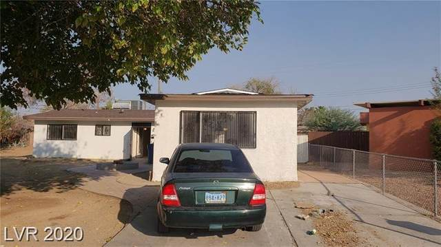 65 Lo Vista Place, Las Vegas, NV 89110 (MLS #2242354) :: Jeffrey Sabel