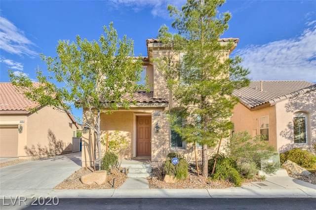 6268 Caddo Creek Street, Las Vegas, NV 89148 (MLS #2242358) :: The Lindstrom Group