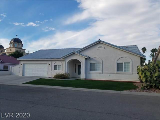 5982 Lone Creek Circle, Las Vegas, NV 89103 (MLS #2242360) :: The Lindstrom Group