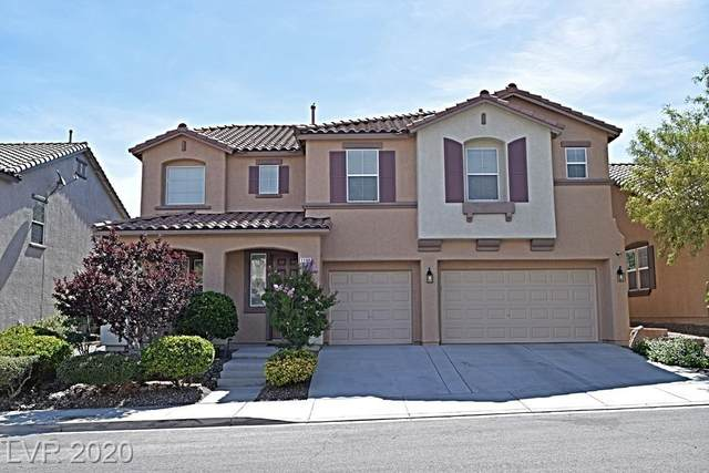 1108 Plumstead, Henderson, NV 89002 (MLS #2242364) :: The Lindstrom Group