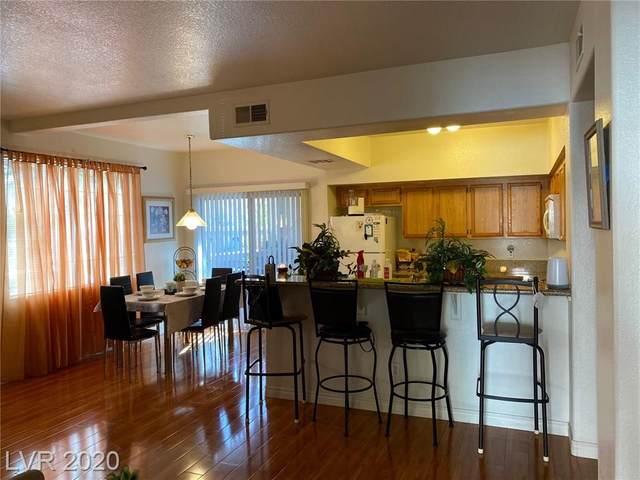 1505 Blackcombe Street #102, Las Vegas, NV 89128 (MLS #2242365) :: Hebert Group | Realty One Group