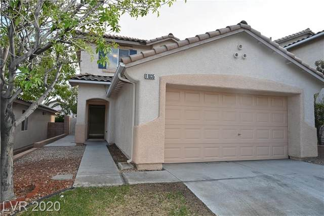 11035 Calder Avenue, Las Vegas, NV 89144 (MLS #2242372) :: Kypreos Team