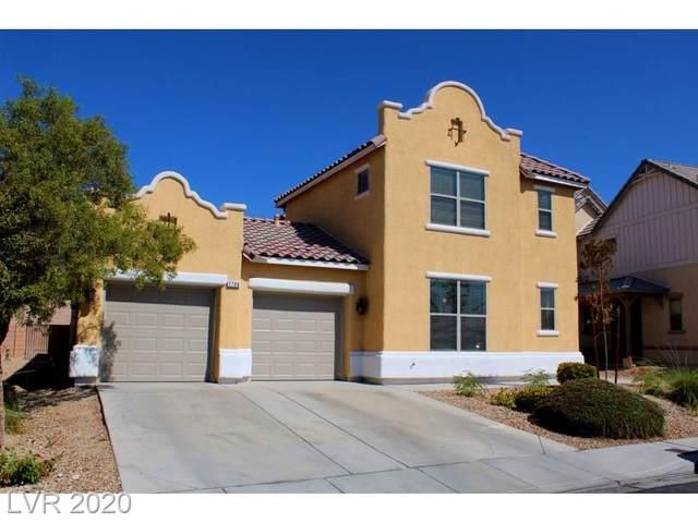 2708 Slide Canyon Avenue, North Las Vegas, NV 89081 (MLS #2242374) :: The Lindstrom Group