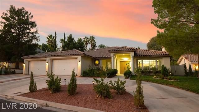 9908 Robin Oaks Drive, Las Vegas, NV 89117 (MLS #2242376) :: Signature Real Estate Group