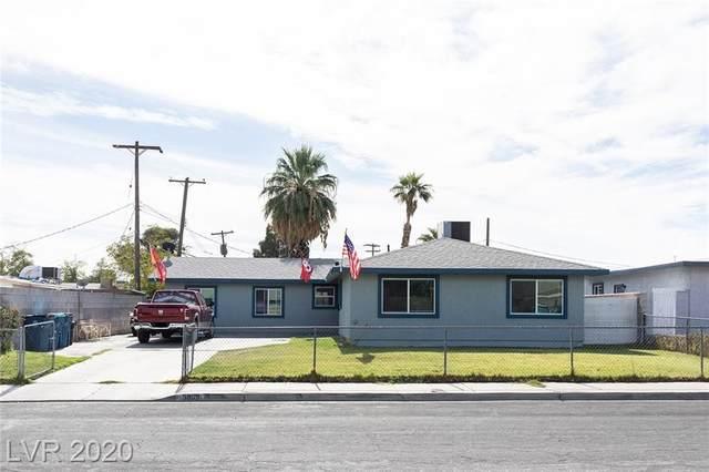 5909 Harmony Avenue, Las Vegas, NV 89107 (MLS #2242378) :: Kypreos Team