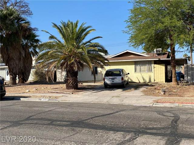 1148 Princess Katy Avenue, Las Vegas, NV 89119 (MLS #2242381) :: Kypreos Team