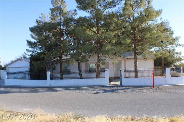 4101 Redwood Road, Pahrump, NV 89048 (MLS #2242402) :: Billy OKeefe | Berkshire Hathaway HomeServices