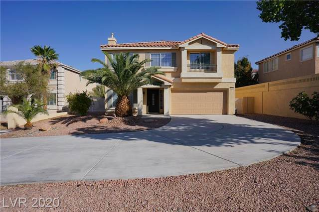 10792 Teton Village Court, Henderson, NV 89052 (MLS #2242412) :: Vestuto Realty Group