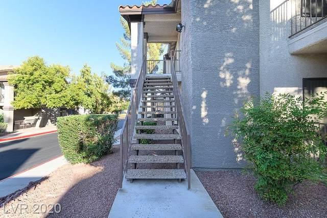 1575 Warm Springs Road #2221, Henderson, NV 89014 (MLS #2242416) :: Jeffrey Sabel