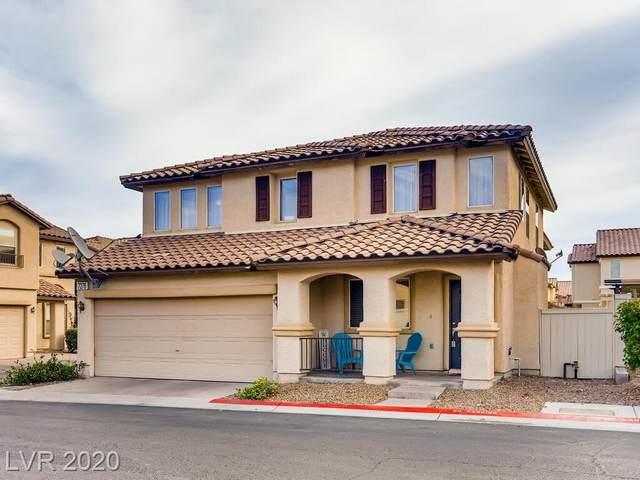 7276 Plushstone Street, Las Vegas, NV 89148 (MLS #2242442) :: Billy OKeefe | Berkshire Hathaway HomeServices